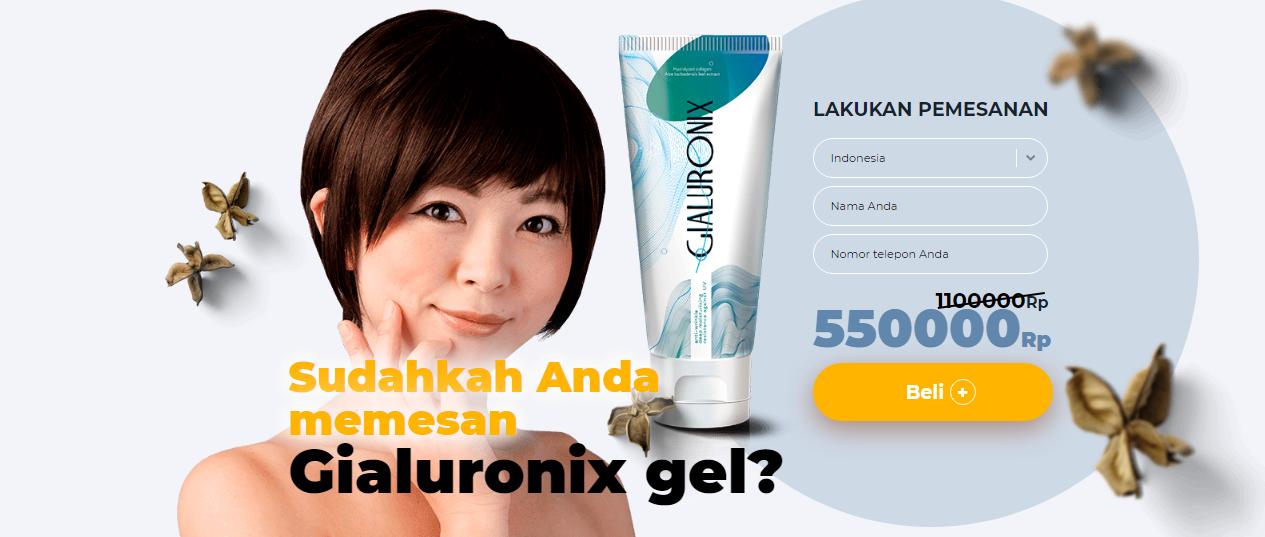 Gialuronix gel