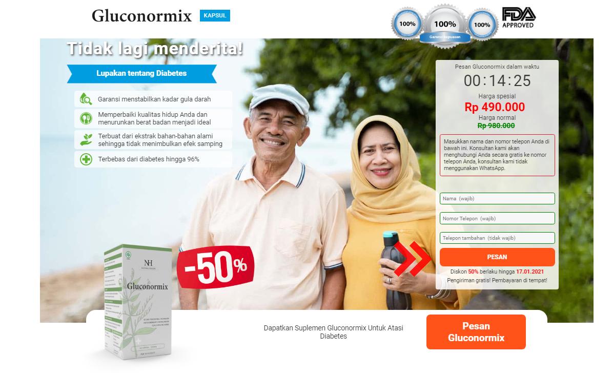 Gluconormix